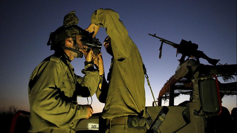 Israel intercepta un misil lanzado desde Gaza