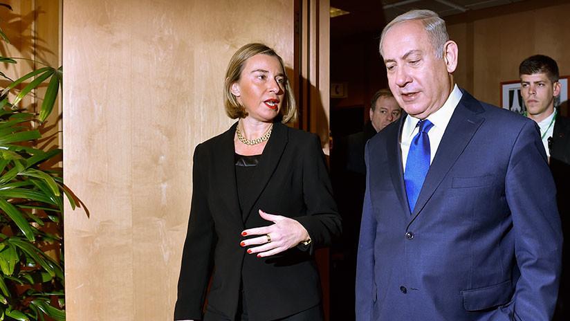 La Unión Europea rechaza reconocer Jerusalén como capital israelí