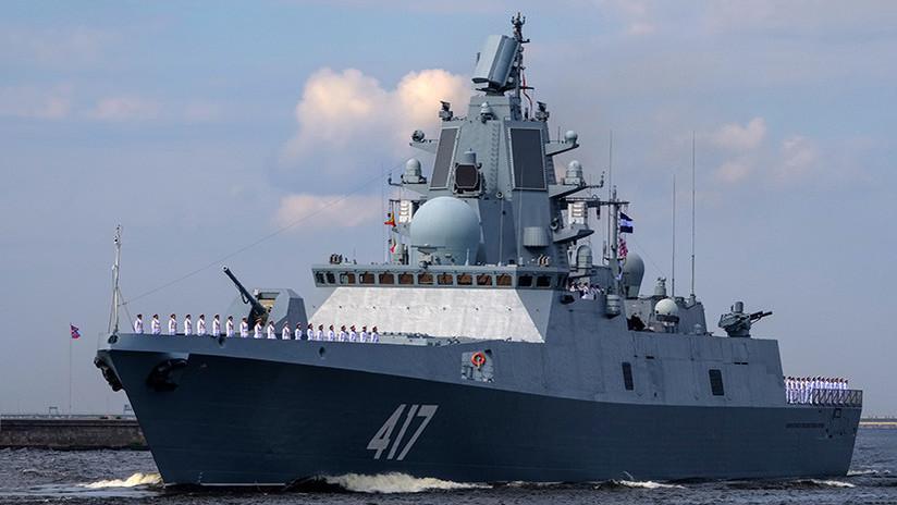 La Armada de Rusia revela qué buques desarrollará