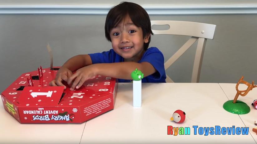 VIDEO: Un niño de 6 años gana millones de dólares por probar juguetes