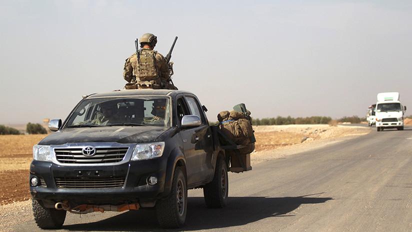 """Moscú: """"EE.UU. está en Siria sin base legal, menospreciando las normas del derecho internacional"""""""