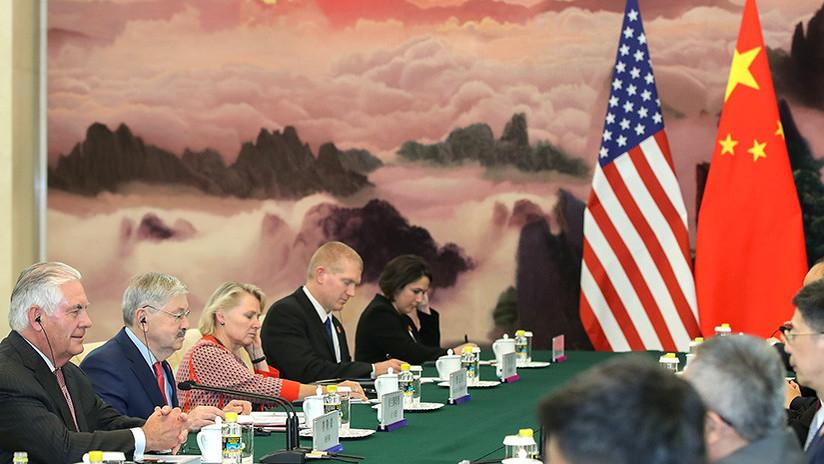 EE.UU. discutió con China qué hacer en caso de colapso del Gobierno de Kim Jong-un