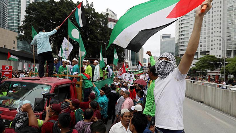 Malasia anuncia que está dispuesta a enviar tropas para ayudar a Palestina