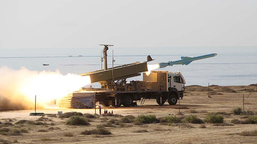 Estas son las armas que Irán emplearía en una guerra contra EE.UU.