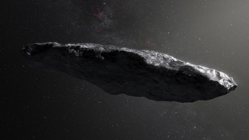 Científicos investigarán al primer asteroide interestelar en busca de señales
