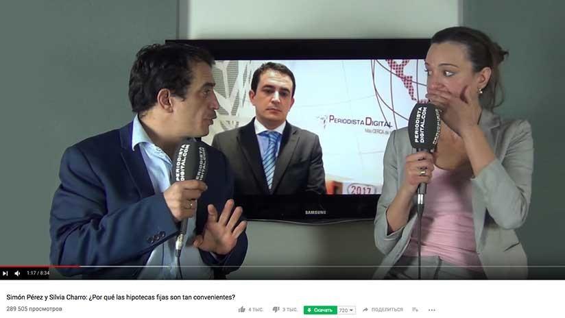 El video sobre hipotecas que se convirtió (involuntariamente) en un éxito viral en España