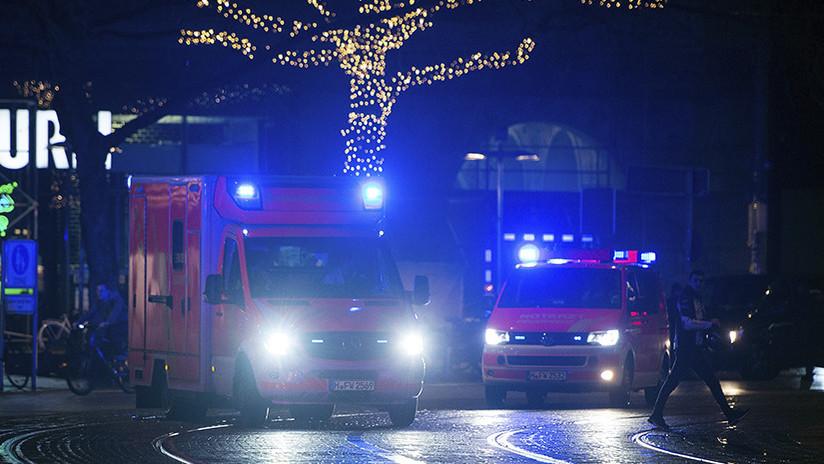 Dos muertos y tres heridos por apuñalamientos en Países Bajos
