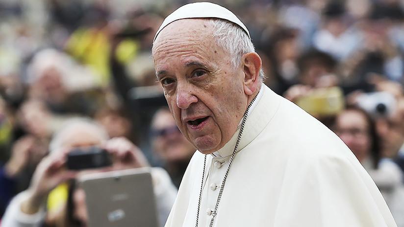 """La madre del vicepresidente de Ecuador pide al papa Francisco que interceda """"frente a los verdugos"""""""