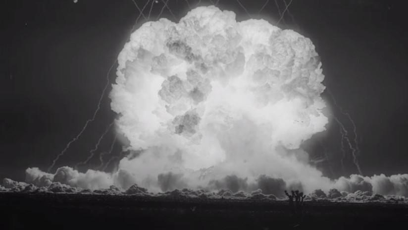 Publican 62 videos desclasificados de pruebas nucleares de EE.UU.