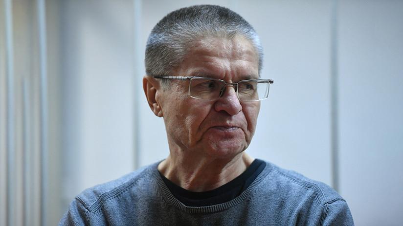 Condenan a 8 años de prisión a Alexéi Uliukáyev, exministro ruso de Economía, por corrupción