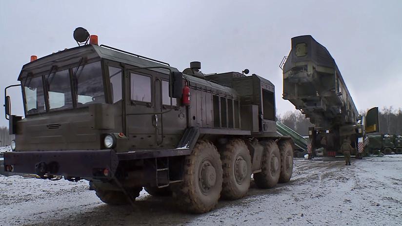 VIDEO: Rusia instala un nuevo misil balístico intercontinental Yars