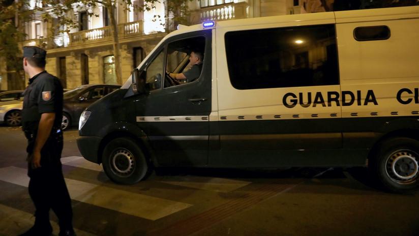 España: el detenido por el asesinato de tres personas era buscado en Italia por varios crímenes