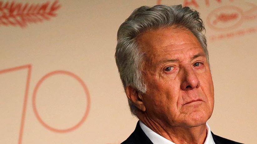 Acusan al actor Dustin Hoffman de otros tres acosos sexuales... incluso a una menor