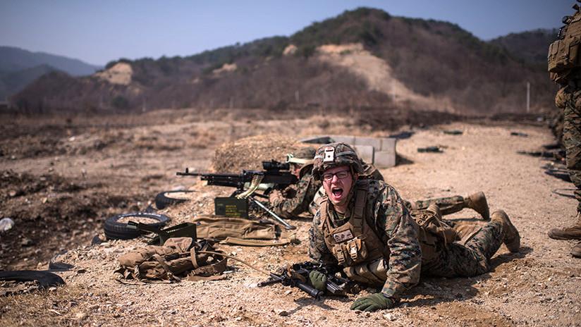 Pionyang negociará si EE.UU. garantiza que no hará ejercicios militares cerca de su territorio