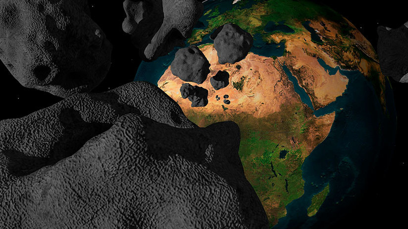 """VIDEO: El """"potencialmente peligroso"""" asteroide Faetón 3200 se acercará a la Tierra"""