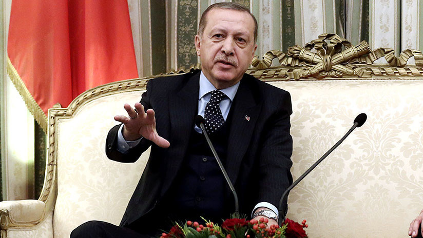 "Erdogan: ""Si perdemos Jerusalén, no podremos proteger La Meca"""