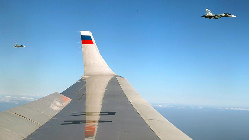 Los pilotos rusos cuentan cómo cubrieron con sus cazas a Putin en Siria