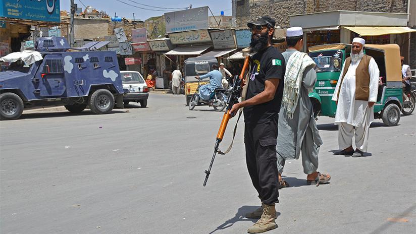 Pakistán: Un atentado suicida contra una iglesia deja varios muertos