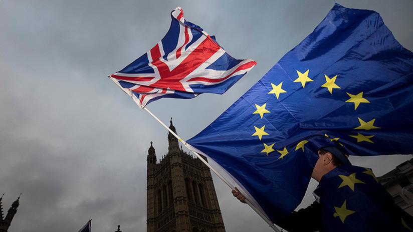 """Boris Johnson alerta del riesgo de que Reino Unido se convierta en """"un estado vasallo"""" de la UE"""