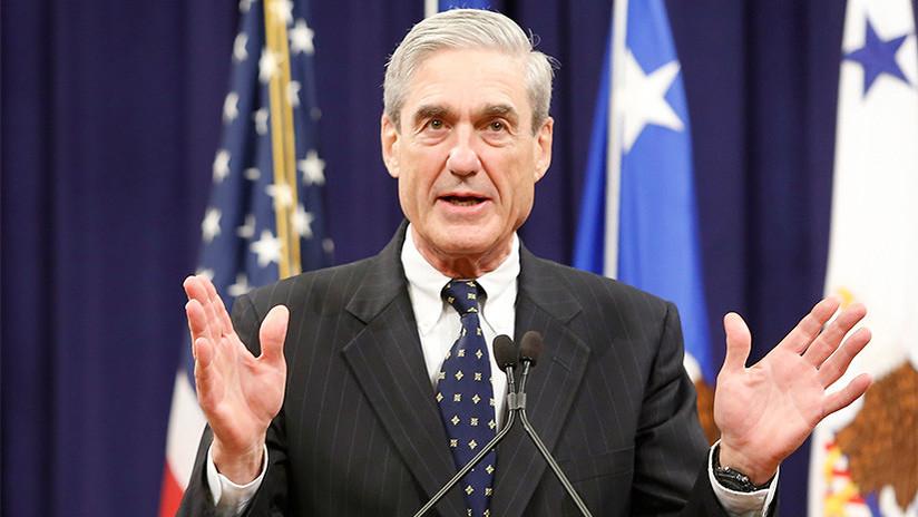 Trump descarta considerar destitución de fiscal Mueller