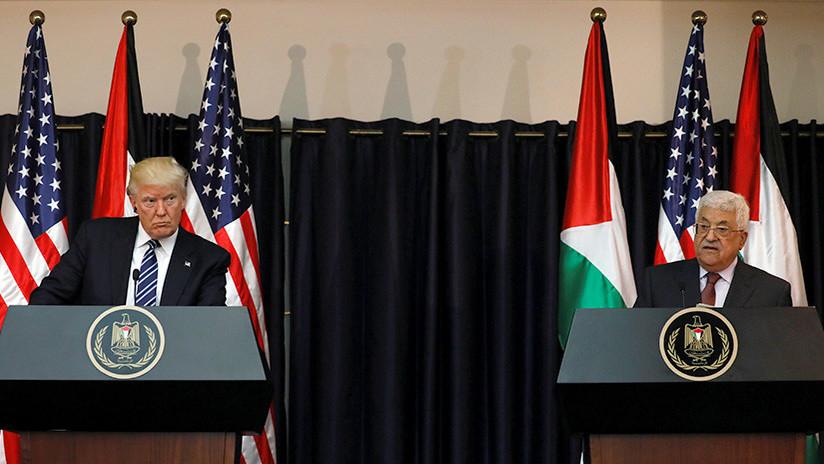 A Palestina não negociará com nenhum membro da Administração Trump depois do anúncio sobre Jerusalém