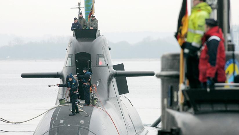 """""""Desastre real para la Marina"""": Ninguno de los más avanzados submarinos de Alemania está operativo"""