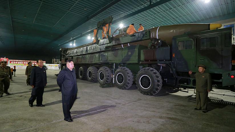 """Moscú: """"EE.UU. recrudece las sanciones a Corea del Norte por desesperación"""""""