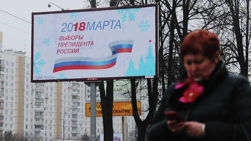 90 días para las elecciones: arranca la campaña electoral para las presidenciales en Rusia