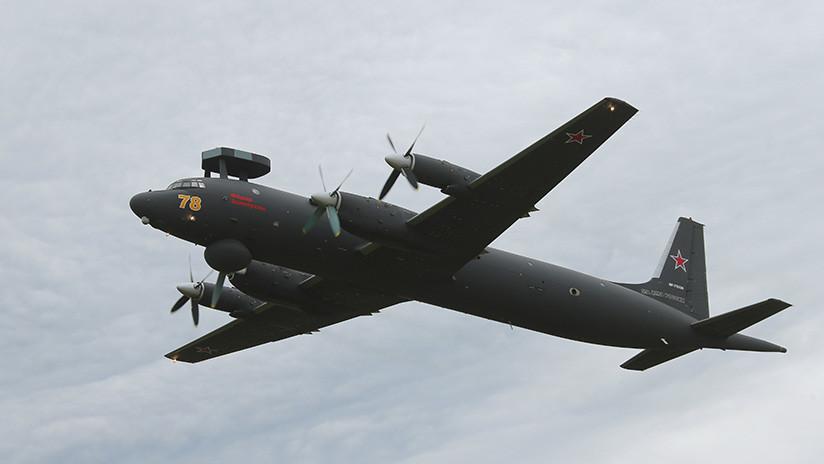 Así da caza la Aviación rusa a los submarinos Ohio de EE.UU.