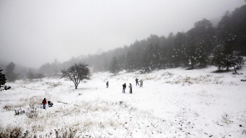 ¿Qué tan probable es que nieve en la Ciudad de México?