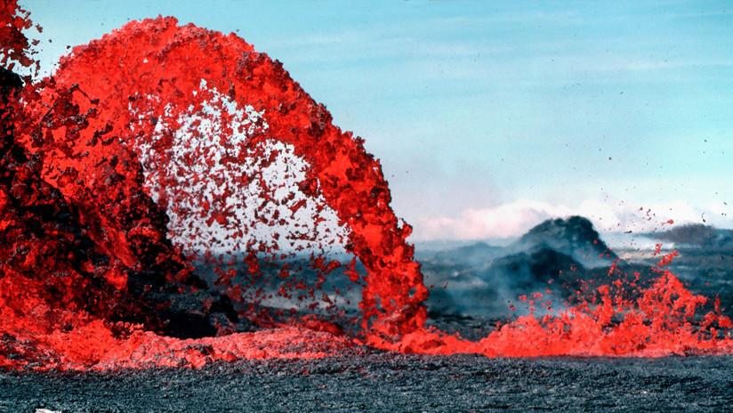 EE.UU.: Descubren una enorme burbuja de magma subterráneo que se dirige hacia la superficie