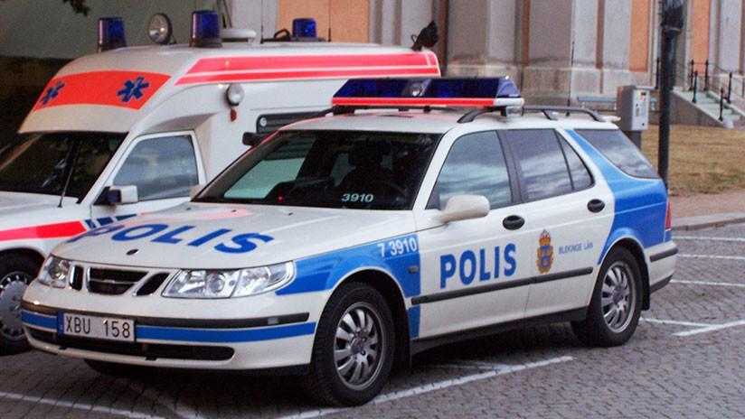 Violan en grupo a una chica de 17 años en un parque de juegos de una ciudad sueca
