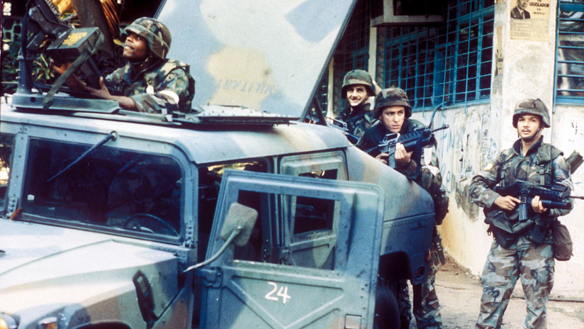Objetivo alcanzado: 28 años de la invasión de EE.UU. a Panamá