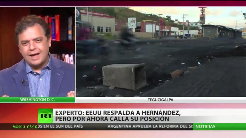 """""""La situación de Honduras es insostenible y tiene al país al borde del caos"""""""