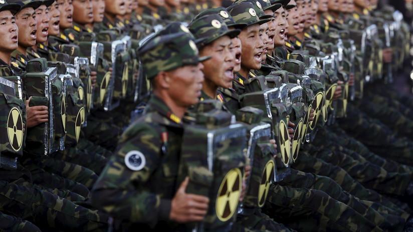 """""""Corea del Norte cuenta con un batallón suicida listo para cometer actos terroristas"""""""
