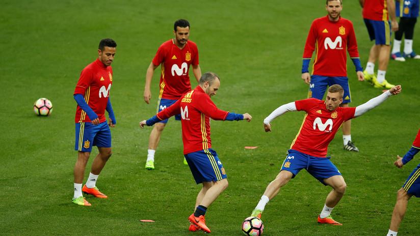 """Andrés Iniesta: """"España tiene una selección muy buena para llegar lejos en el Mundial de Rusia 2018"""""""
