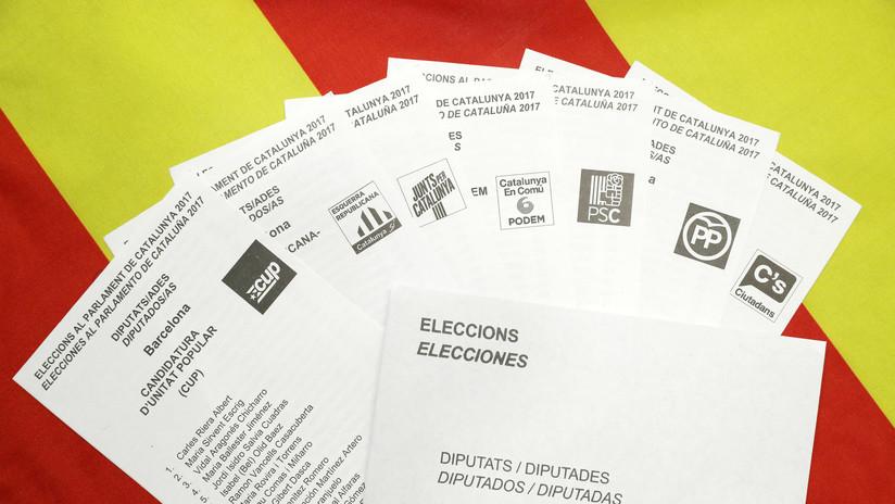 Elecciones decisivas en Cataluña: Constitucionalistas contra independentistas de España