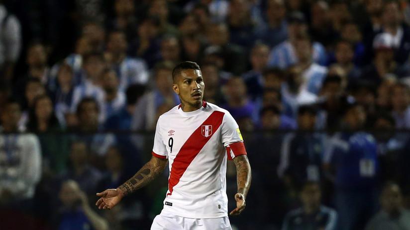 La FIFA reduce la sanción al peruano Paolo Guerrero y podrá jugar el Mundial de Rusia
