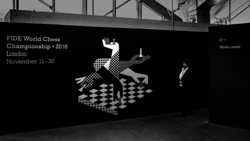 """Parece una postura del 'Kamasutra'"": Polémica por el logotipo del Mundial de Ajedrez"