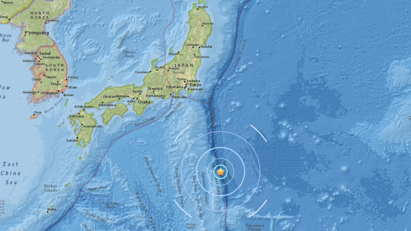 Se registra un terremoto de magnitud 5,7 en Japón