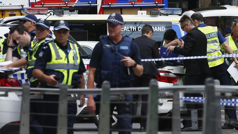 VIDEO, FOTOS: Varios heridos después de que un coche atropellara a una multitud en Australia