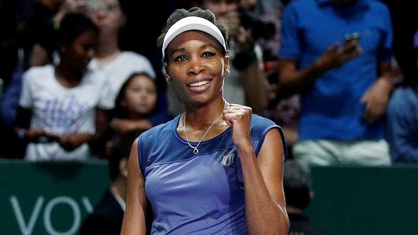 Dejan libre de cargos a Venus Williams tras accidente mortal