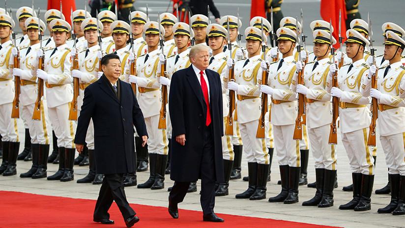"""""""Esto se va a calentar"""": Expertos predicen una guerra comercial entre EE.UU. y China en 2018"""