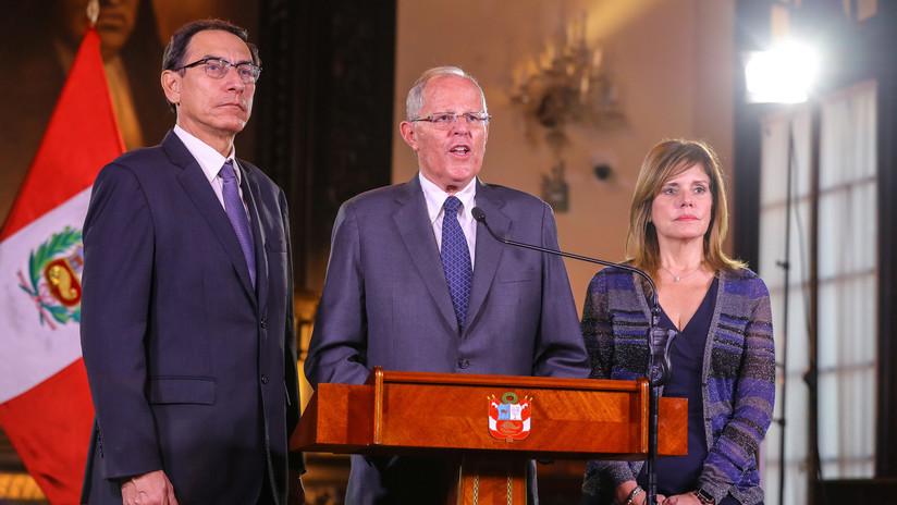 """Kuczynski pide a congresistas peruanos no apoyar vacancia """"sin sustento"""""""