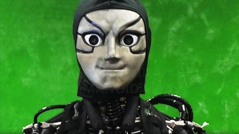 Un equipo japonés crea el robot humanoide más avanzado jamás visto (VIDEO)