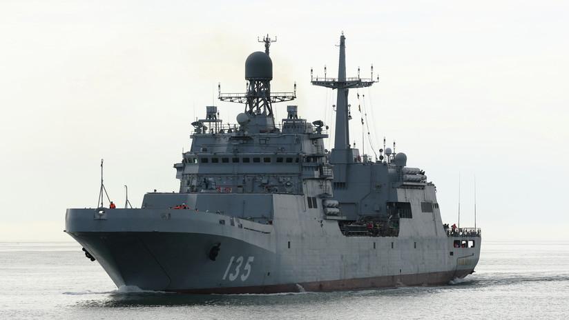 100 disparos por segundo: El 'Mistral' ruso demuestra su poderío en aguas del Báltico (VIDEO)