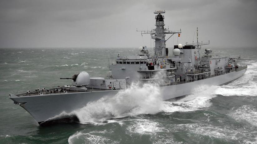 Reino Unido se queda sin destructores aptos para el combate
