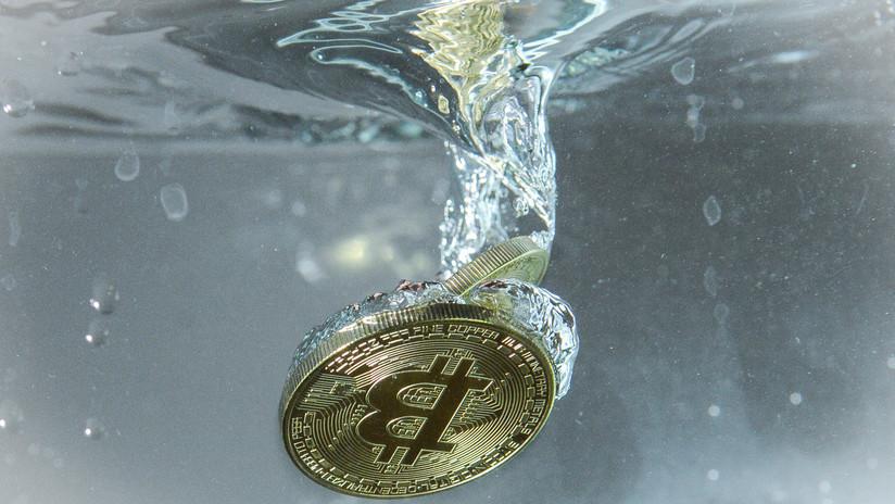 Bitcóin pierde una quinta parte de su valor de un día para otro