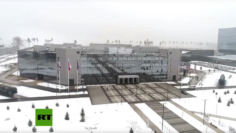 Video: Conozca el principal centro de las Tropas de Misiles Estratégicas de Rusia