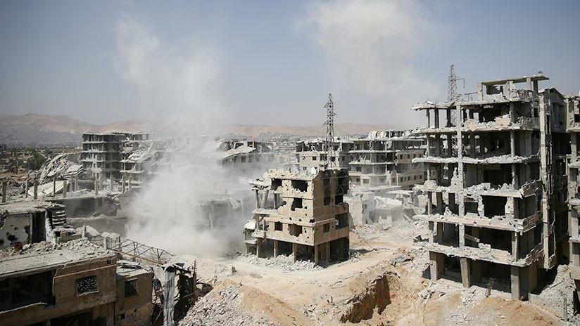 """Damasco exige la retirada """"inmediata"""" e """"incondicional"""" de Siria de las tropas de EE.UU. y Turquía"""